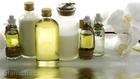 body massage oils makeup products