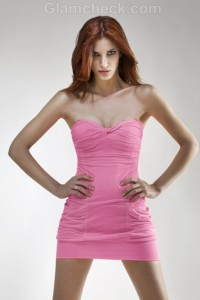 how to wear mini dress