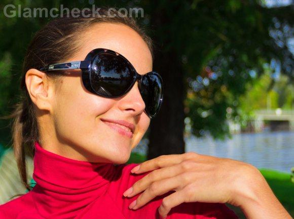 prevent eye wrinkles sunglasses