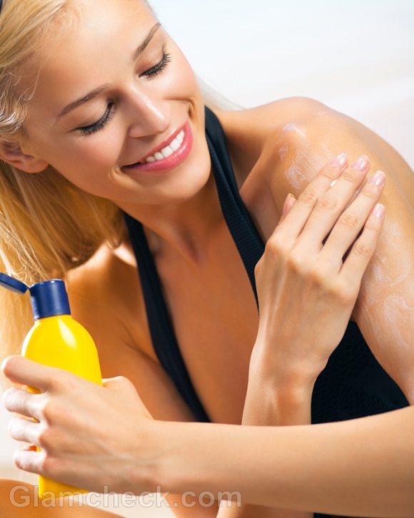 sunblockers prevent sunburn