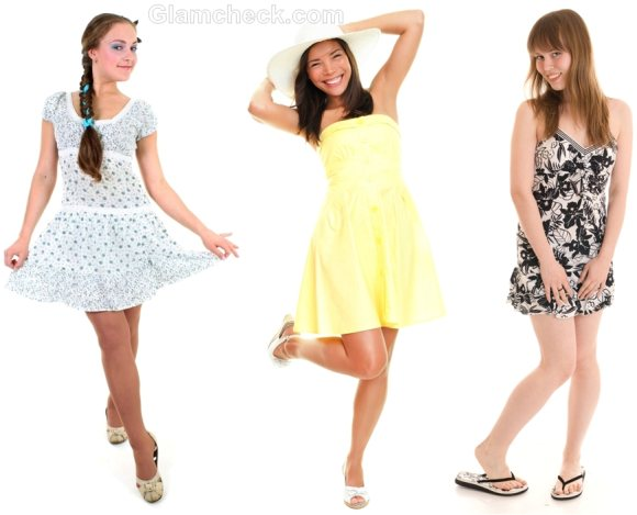 sundress for different body shape