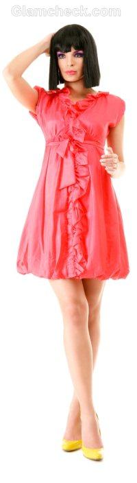 wear mini dress