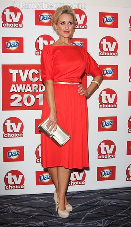 Catherine-Tyldesley-Red-Dress-TV-Choice-Awards-2011