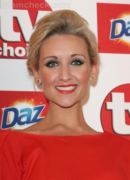 Catherine-Tyldesley-celebrity-Red-Dress-TV-Choice-Awards-2011
