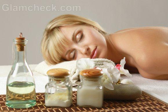 Essential Massage Oils body