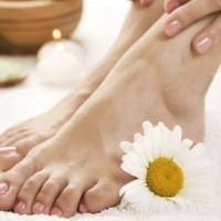 How to do home Pedicure