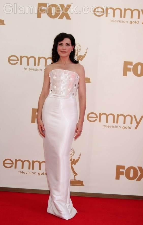 Julianna Margulies Worst Dressed  2011 Emmy Awards