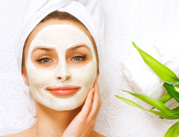 Natural Acne Treatment face mask