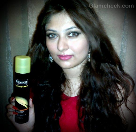 TRESemme Fresh Start Dry Shampoo-1