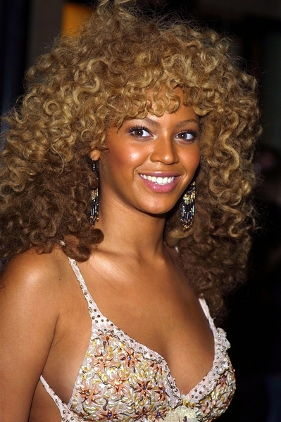 Magnificent Beyonce Curly Hairstyles Hairstyles For Women Draintrainus