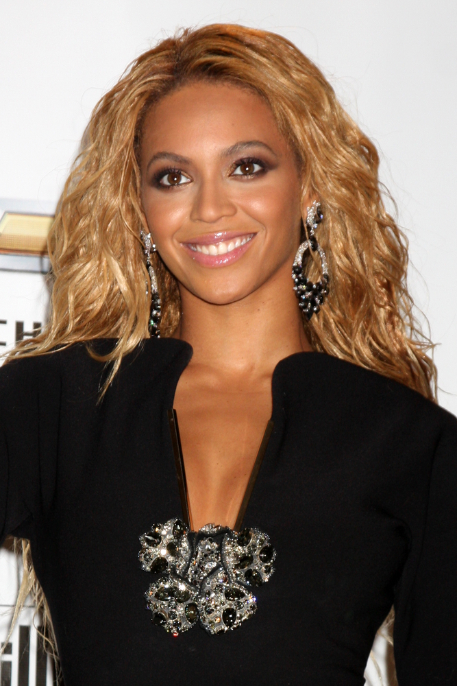 Excellent Beyonce Curly Hairstyles Hairstyles For Women Draintrainus