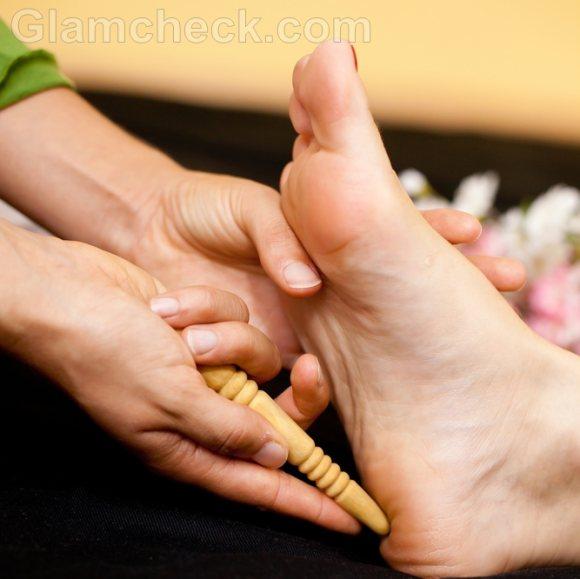 feet massage benefits