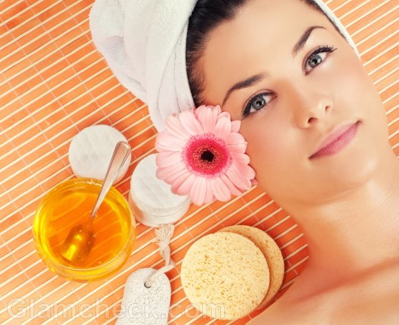 natural benefits honey for skin