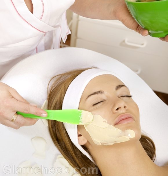 oily skin care face mask