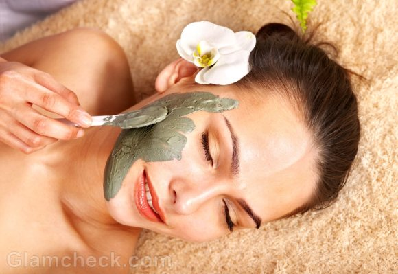 sensitive skin care face mask