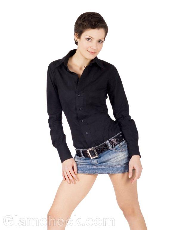 Formal Mini Skirts | Jill Dress
