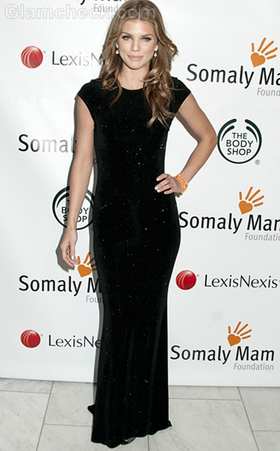 AnnaLynne-McCord-in-Backless-Gown-at-Somaly-Mam-Gala