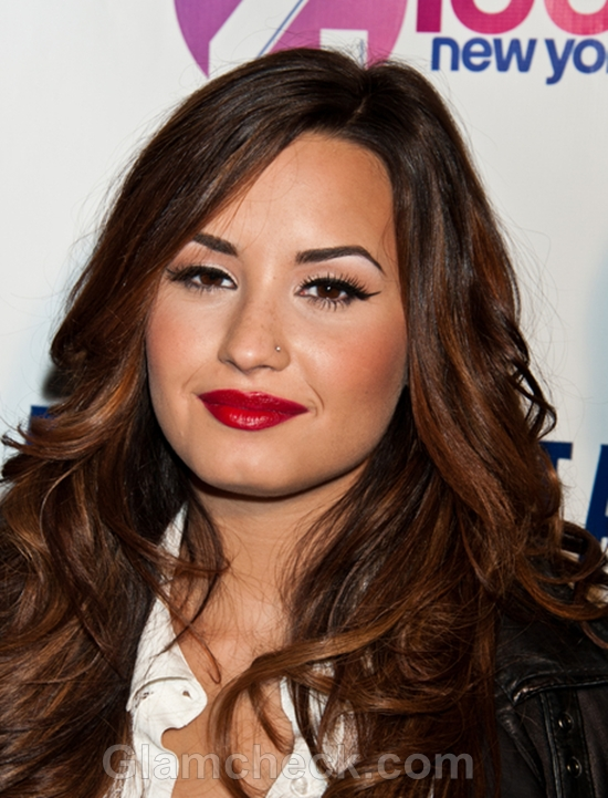 Demi-Lovato-Sultry-Look