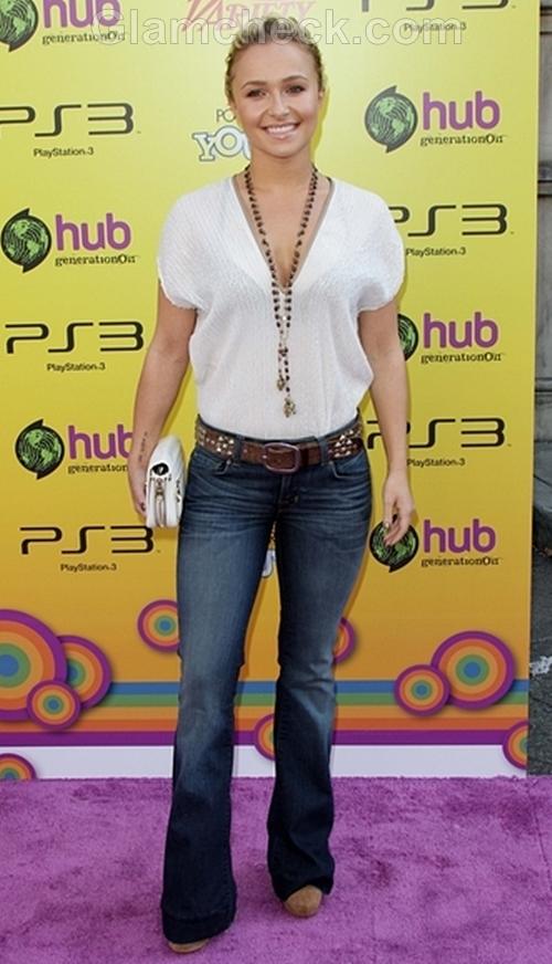 Hayden Panettiere Jeans