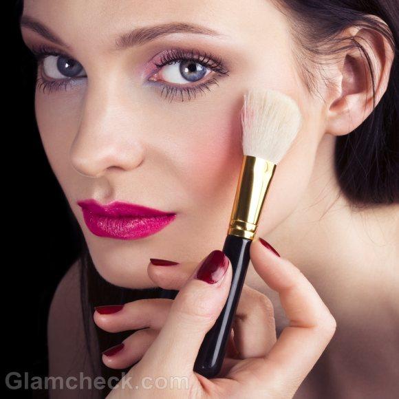 Визаж и макияж для себя