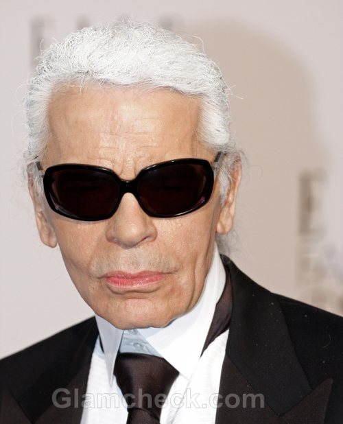 Karl Lagerfield To Launch Rock-Inspired Collection at Low Prices