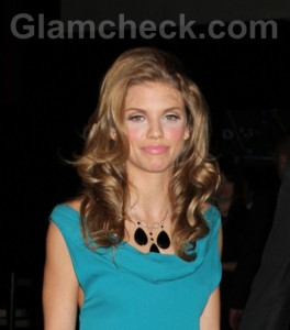 AnnaLynne McCord's Makeup Disaster at Pure Nightclub