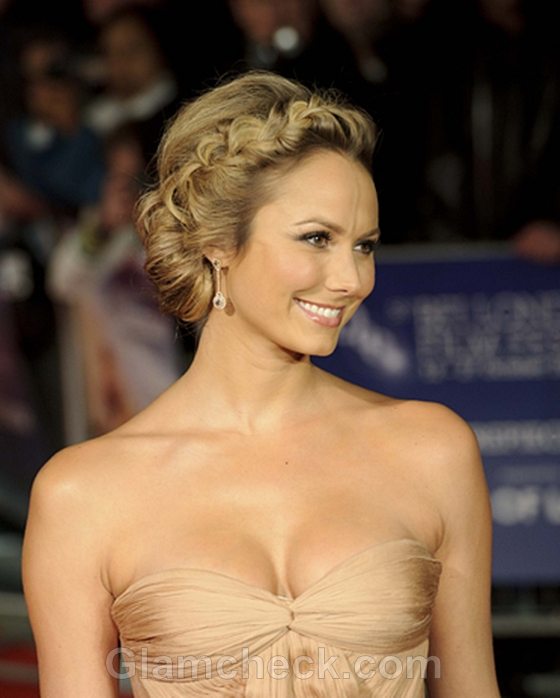 Stacy-Keibler-gorgeous-in-Milkmaid-Braids