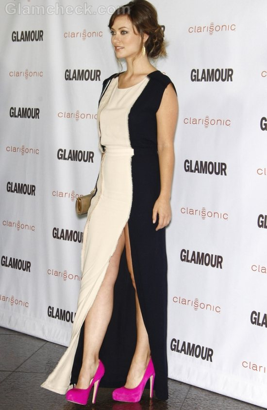 olivia Wilde 2011 Glamour Reel Moments Premiere