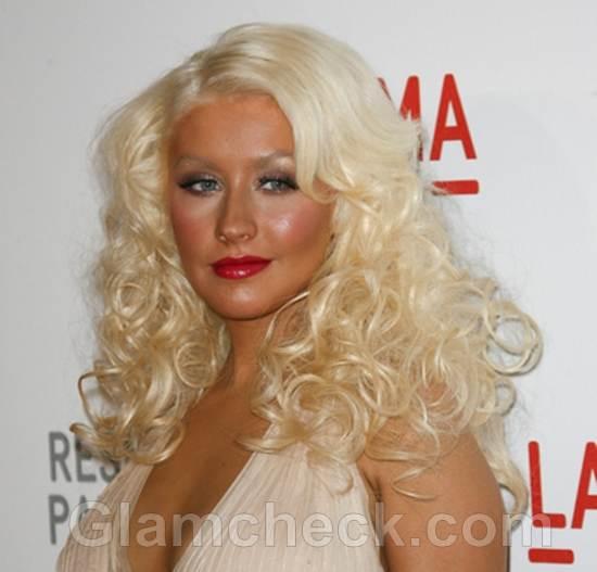 Christina Aguilera Worst Celebrity Makeup