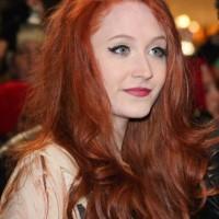 Janet Delvin hair color