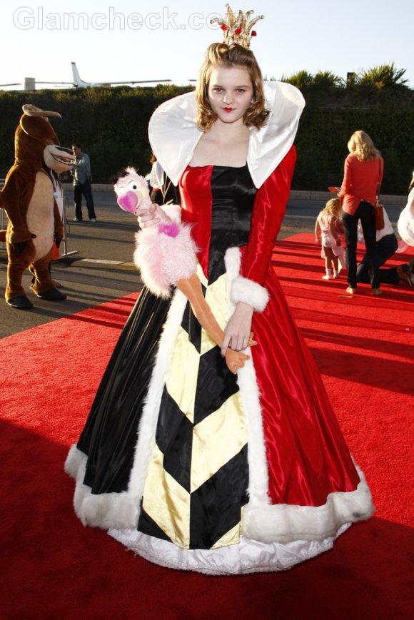 Kerris Dorsey halloween costume
