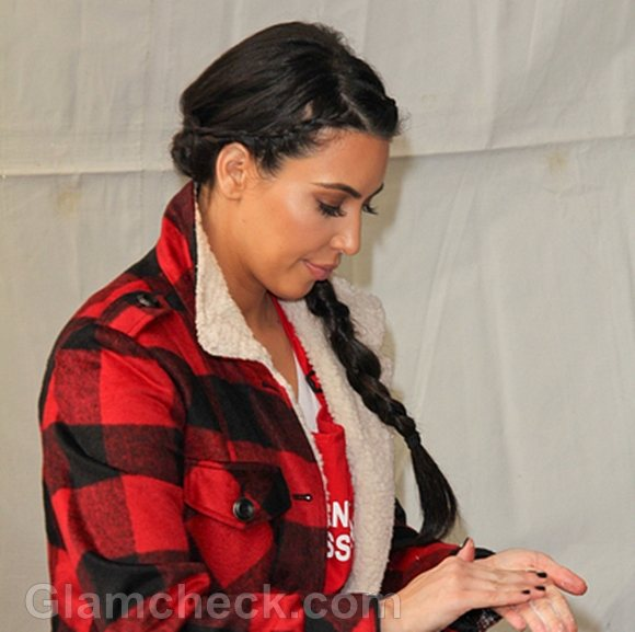 Kim Kardashian Thanksgiving