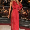 Lauren Pope Daring Dress at Breaking Dawn UK Premiere