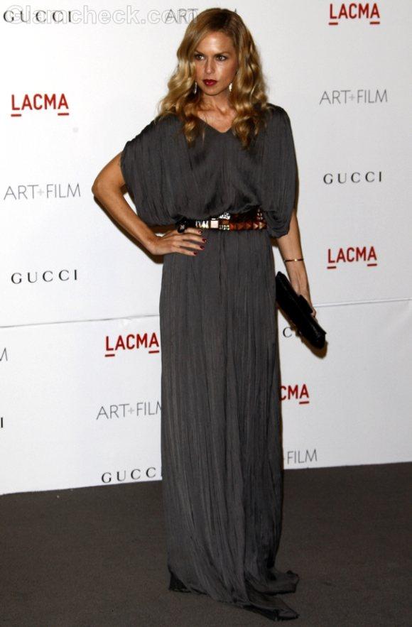 Rachel Zoe in faux pas LACMA Gala