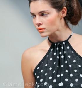 how to wear halter dress