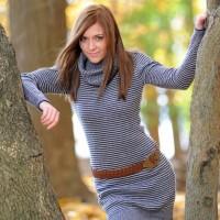 how to wear sweater dress