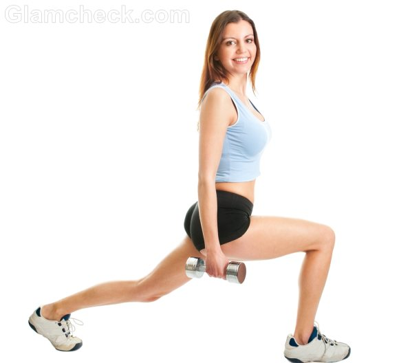 lunges get bigger butt