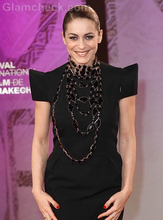 Audrey Dana at Film Festival
