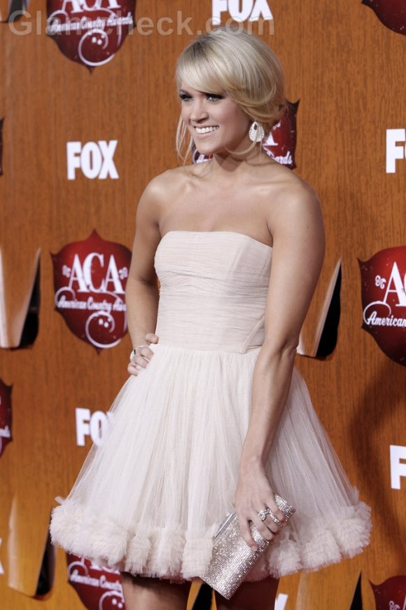 Carrie Underwood dress American Country Awards