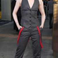 Evan-Rachel-Wood-Celebrity Fashion Trends 2011 andrognous look