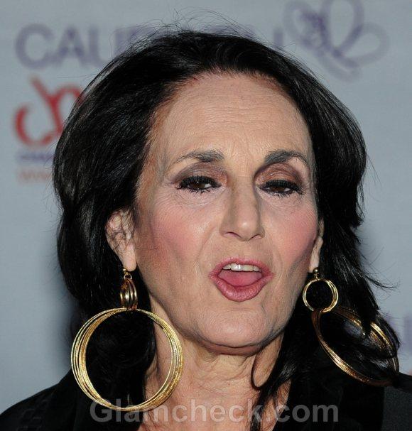 Lesley Joseph 2011 Worst Celebrity Makeup