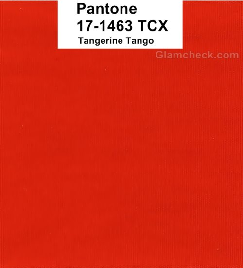"Pantone Color Of The Year 2012 pantone color of the year 2012 is ""tangerine tango"""