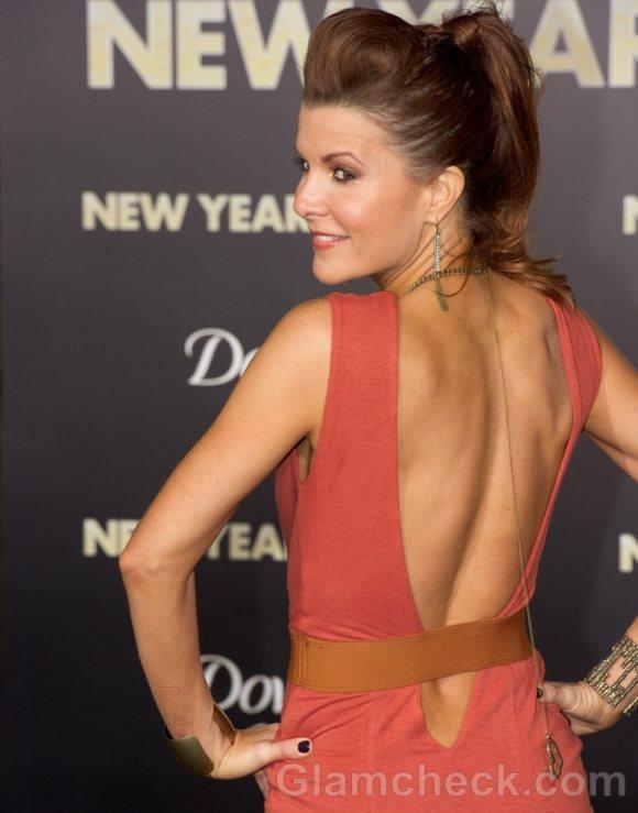 Shea Curry in Sexy Bronze Jewelry