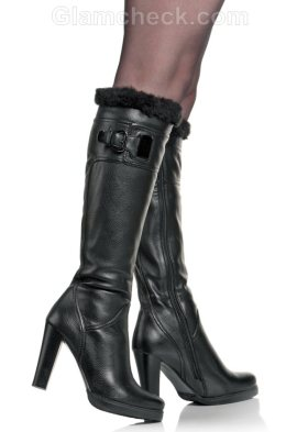 Winter Accessories knee boots