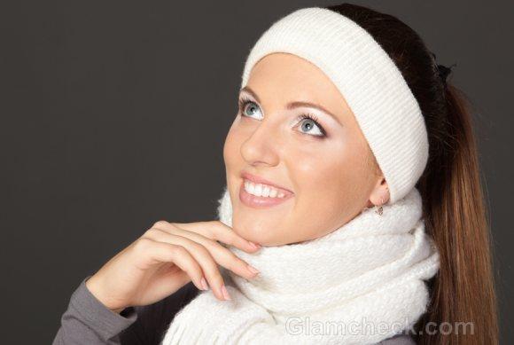 winter accessories woolen headbands