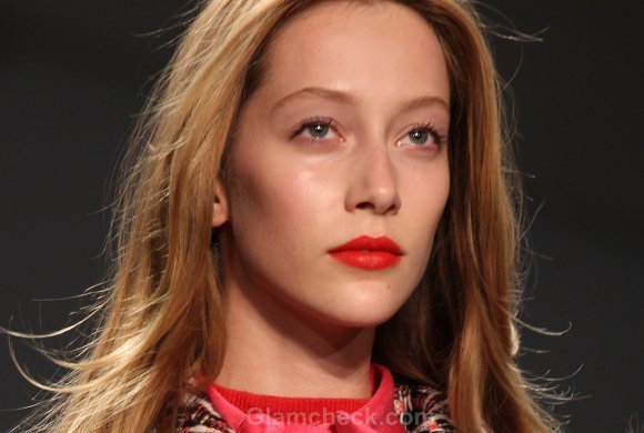 Beauty How To Tomato Red Lips