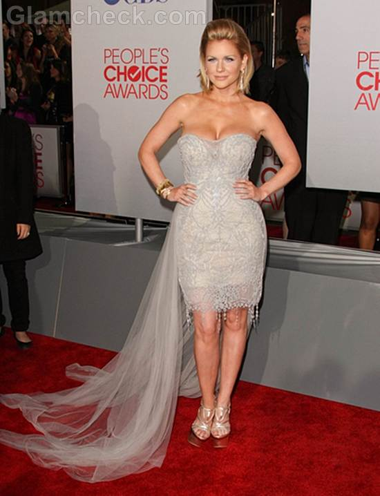 Carrie Keagan 2012 Peoples Choice Awards