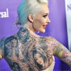 Celebrity Tattoo Sabina Kelly Tattoos