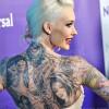Celebrity Tattoo Sabina Kelly Tattoos