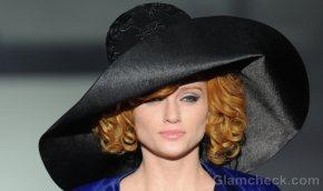 Hair Accessories Trend S-S 2012 hats igor Gulyaev